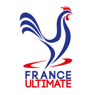 Equipe de France Ultimate flying disc